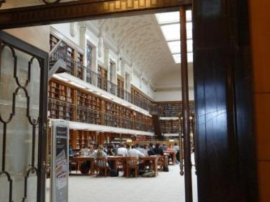The Reading Room - W-O-W